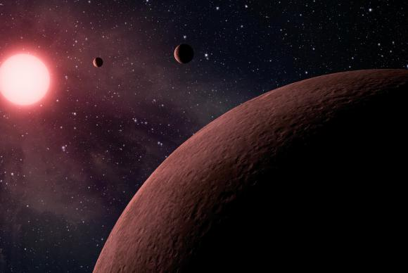 Asteroide 2018 CB deve passar a próximo da Terra nesta semana